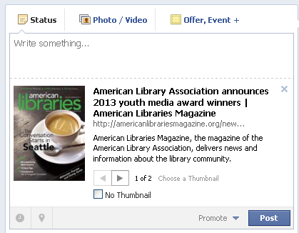 Adding a Link to a Facebook Page (3)
