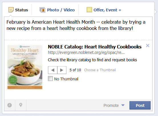 Adding a Catalog Search to Facebook (2)